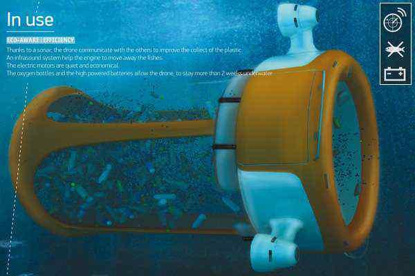 очистка воды от пластика