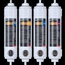 Набор картриджей K687 для фильтров Expert M410